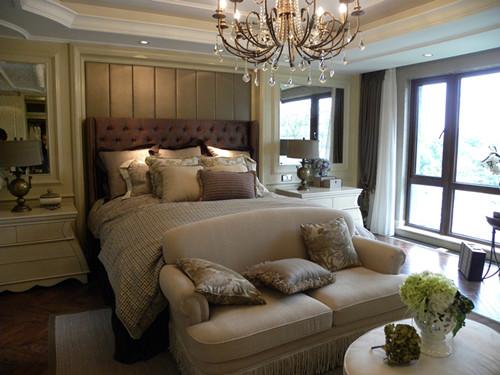 许多现代欧式床设计的基本模式都是以这个